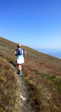 Running at 12,500 feet