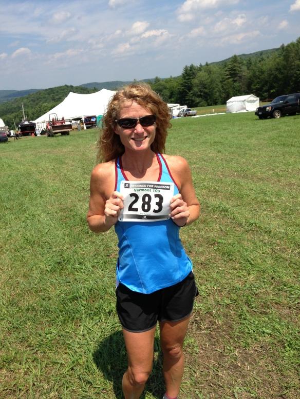 Vermont 100 July 2013