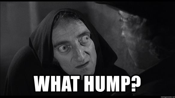 humps lumps bumps